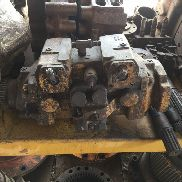 CATERPILLAR hydraulic pump for CATERPILLAR 236 B / 246 B / 252 B / 262 B / 268 B skid steer