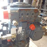 CASE O&K 252.18.07.00 hydraulic pump for CASE WX240 excavator
