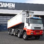 IVECO AD 410 T 45 W 10x8 dump truck