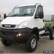Neue IVECO Daily 55S15WH (3 Einheiten) Fahrgestell LKW (iv3296)