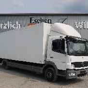 MERCEDES-BENZ 1222 Atego refrigerated truck