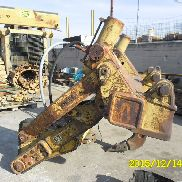 Ripper CATERPILLAR spare parts for CATERPILLAR 973 track loader