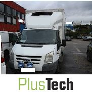 FORD Transit 140 refrigerated truck