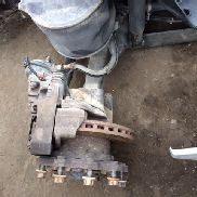 Brake caliper for MERCEDES-BENZ ACTROS MP1 truck