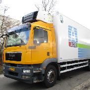 MAN TGM 18.250 EEV refrigerated truck