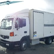 NISSAN Atleon closed box truck