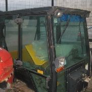 FERMEC 860 cab for FERMEC 860 backhoe loader