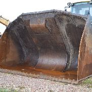 Verachtert wheel loader bucket bucket