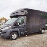 FIAT Ducato 150MJET/2.3 L4H1 ULTRA-LIGHT EUROBOX closed box truck