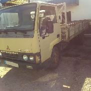 MITSUBISHI Canter 331 flatbed truck