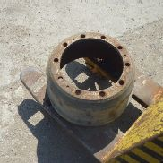 410*191.5(180)*237 pered. Mercedes Benz brake drum for truck