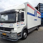 MERCEDES-BENZ Atego 1222 / Manual / Box / NL LKW Koffer LKW