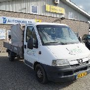 PEUGEOT Boxer 330L 2,8 HDi Pritsche LKW