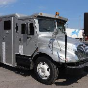 INTERNATIONAL 4300 cash in transit truck