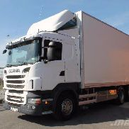 SCANIA R500LB6X2*4MNB Euro 5 refrigerated truck