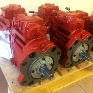 New VOLVO Kawasaki hydraulic pump for VOLVO EC240B excavator