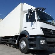 MERCEDES-BENZ Axor 1829 isothermal truck