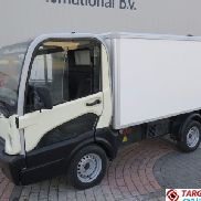GOUPIL G5 UTV Hybrid Vehicle Closed Box Van closed box truck