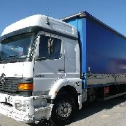 MERCEDES-BENZ ATEGO 1828 tilt truck for parts