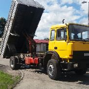 IVECO Turbotech dump truck