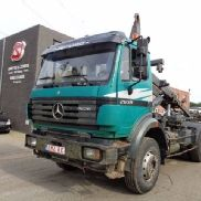 MERCEDES-BENZ 2638 k hook lift
