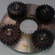 GEAR REDUCTION SET 2ND PLANET OEM Endantrieb für JCB KOPARKI GĄSIENICOWE JS210, JS220, JS235, JS260 Bagger