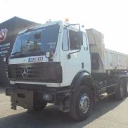 MERCEDES-BENZ 2631 No 2638 dump truck