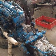 RENAULT engine for RENAULT 250 truck