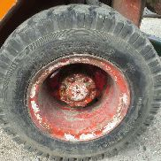 Solideal forklift tyre