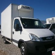 IVECO 35C15 refrigerated truck
