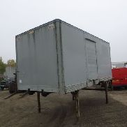 WILSON DEMOUNT swap body - box for sale by auction