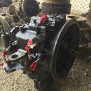 USED TEREX 760 / 820 / 860 / 880 / 970 / 980 / VOLVO BL71 / BL61 gearbox for TEREX 760 / 820 / 860 / 880 / 970 / 980 / BL71 / BL61 backhoe loader