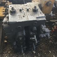 USED HYUNDAI ROLEX 450 LC-7 / 450 LC-7A / CAT 350 LME MAIN HYDRA valve for excavator