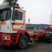 MAN 26.464 6x4 chassis manual container chassis