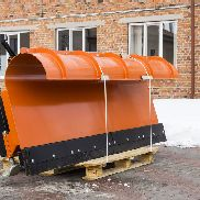 New Atom snow plough