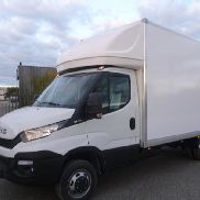 IVECO Daily 35C15 Koffer LKW