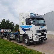 VOLVO FH 480 Manual, combination with LAG container chassis