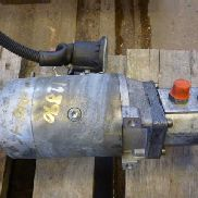 BUCHER mahle hydraulikpump 12v hydraulic pump for other construction equipment