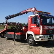 MAN LE 220 C tow truck