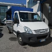 IVECO Daily 35C10 tilt truck