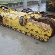 Axle for CATERPILLAR 963D track loader
