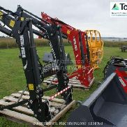 New METAL-FACH T 241 kein t229/1 1600kg front loader