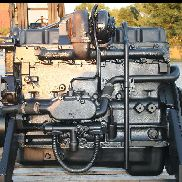 FORD 678 HT engine for NEW HOLLAND TX34 combine-harvester
