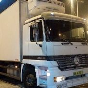 MERCEDES-BENZ Actros 2540 refrigerated truck