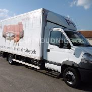 RENAULT Mascott closed box truck