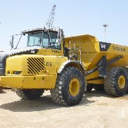VOLVO A40E dump truck for sale by auction