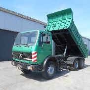 MERCEDES-BENZ SK 2222 (BIG AXLE / STEEL SUSP. / V6) dump truck