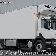 SCANIA P 270 refrigerated truck