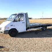 MERCEDES-BENZ Sprinter 313 CDI car transporter for sale by auction