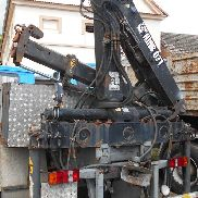 MAN HIAB 071 loader crane